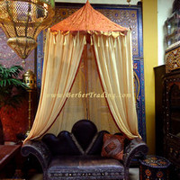 Canopy, Moroccan bedding, Moroccan fabric