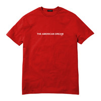 The American Dream T-Shirt (Red)