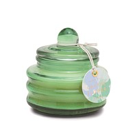 Paddywax Beam Lidded Glass Candle | Green {Cactus Flower}
