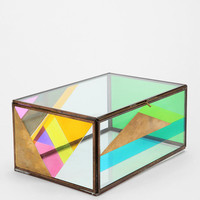 Urban Outfitters - Magical Thinking Geo-Tinted Jewelry Box