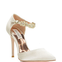 PIA ANKLE STRAP POINTED TOE EVENING SHOE