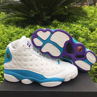 Air Jordan 13 CP3 White AJ13 Retro Men Basketball Shoes