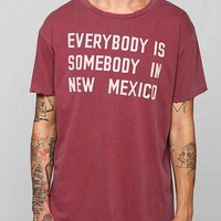 Midnight Rider Everybody Is Somebody Tee- Red