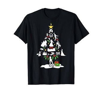 Broadway Musical Tree Shirt