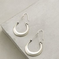 Satya Jewelry Drage Hoops in Silver Size: One Size Earrings