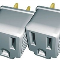 Adapters (3 Prong to 2 Prong) 2-Pack