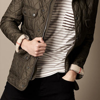 Heritage Quilted Field Jacket