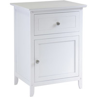Walmart: Night Table With Cabinet and Drawer, Multiple Colors