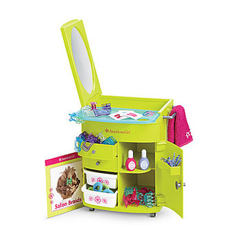 American Girl® Accessories: Salon Center
