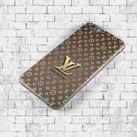 Louis Vuitton case iPhone 8 Plus LV Logo case Samsung Note 8 Gift for her case iPhone X Silicone case Google Pixel 2 case iPhone 6 iPhone 7