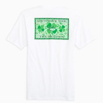 Original Stained Glass St. Paddy's Day Tee Shirt by Southern Tide