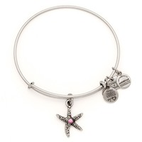 Arms of Strength Charm Bangle | Alex and Ani