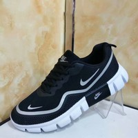 """Nike"" Men Casual Fashion Luminous Sneakers Running Shoes"