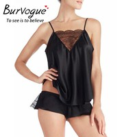 Burvogue Women Sexy Pajama Sets