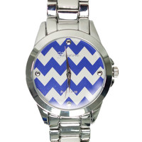 Chevron Chic Watch
