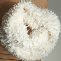 Shaggy Faux Fur Infinity Scarf | Wet Seal