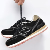 New Balance Fashion Casual All-match N Words Breathable Couple Sneakers Shoes Tagre™