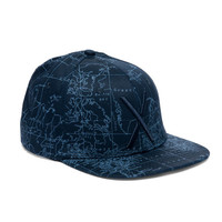 10 Deep: Larger Living Snapback F14 - Navy