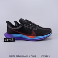NIKE AIR ZOOM PEGASUS 35 TURBO cheap Men's and women's nike shoes