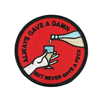 Give A Damn Patch