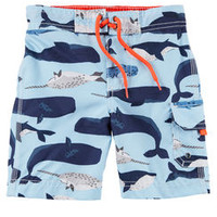 Baby Boy Swimwear: Trunks & Rashguards | Carter's | Free Shipping