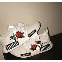 Adidas NMD rose women casual casual shoes
