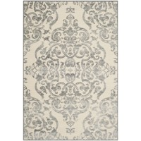 Safavieh Paradise Grey/ Multi Viscose Rug (7'6 x 10'6) | Overstock.com Shopping - The Best Deals on 7x9 - 10x14 Rugs