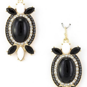Midnight Rendezvous Earrings