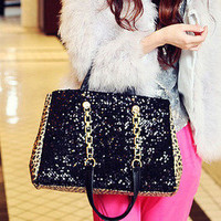 Shiny Sparking Handbag Shoulder Bag