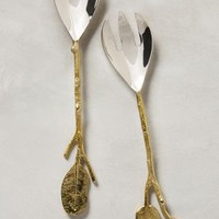 Branch & Twig Serving Set by Anthropologie