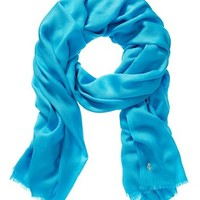 Juicy Couture Solid Scarf