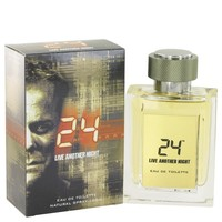 24 Live Another Night by ScentStory Eau De Toilette Spray 3.4 oz