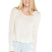 WHITNEY KNIT TOP