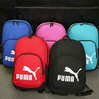 Comfort Hot Deal College On Sale Stylish Back To School Korean Casual Sports Print Gym Backpack [11883333459]