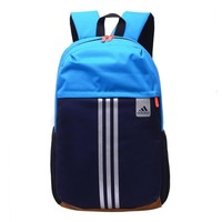 Adidas Lightweight Simple Laptop Backpack Travel Daypack School Backpack