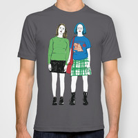 ghost world T-shirt by joshuahillustration