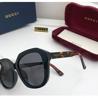 Gucci Women's polarized high definition lens sunglasses