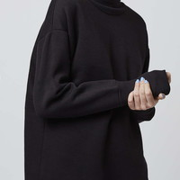 Funnel Neck Sweatshirt by Boutique - Topshop