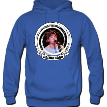 Calum Hood 5 Seconds Of Summer Album Cover Hoodie
