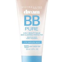 Dream Pure BB Cream - Face Makeup - Maybelline