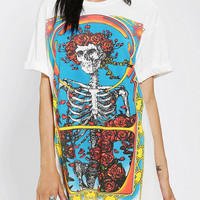 Urban Outfitters - Grateful Dead Roll-Sleeve Tee