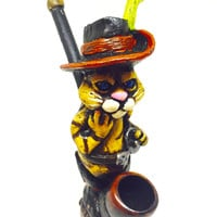 Resin Pipe - Puss in Boots