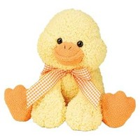 Melissa & Doug® Meadow Medley Ducky Stuffed Animal With Quacking Sound Effect