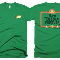 Taco Tuesday Forever, Men's 7-Colors