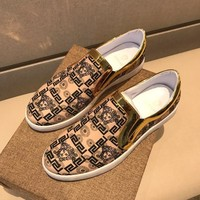 Versace Fashion Casual Sneakers Sport Shoes-9