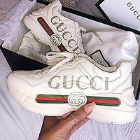 GUCCI GG Fashionable leisure shoes Shoes