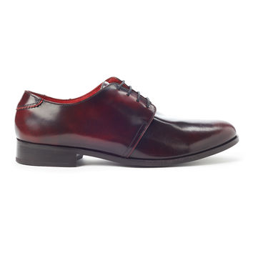 Base London Churchill Derby Shoes