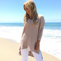 Mocha Perfection Top