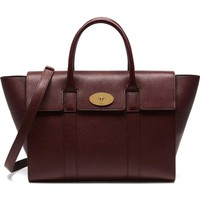 Mulberry Bayswater Calfskin Leather Satchel | Nordstrom
