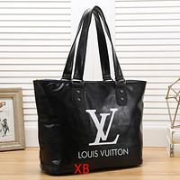 Louis Vuitton LV Fashion Leather Handbag Satchel Shoulder Bag